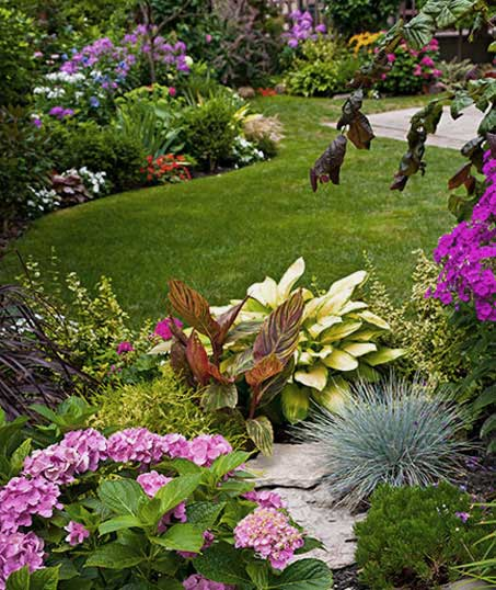 TTK Custom Services LLC Garden Design