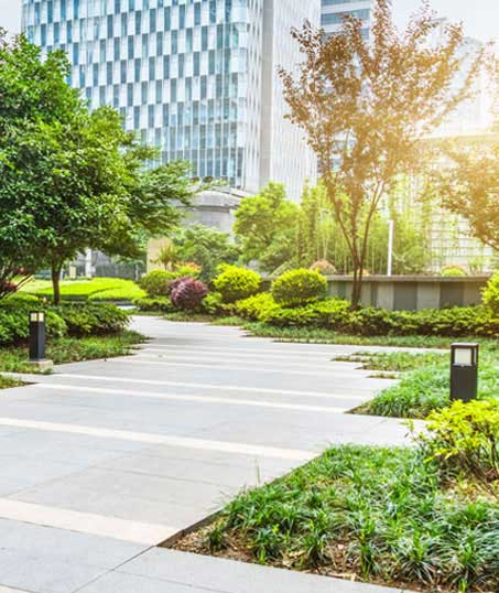 TTK Custom Services LLC Commercial Landscaping