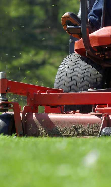 TTK Custom Services LLC Commercial Lawn Mowing