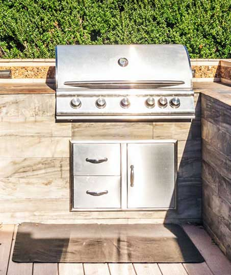 TTK Custom Services LLC Outdoor Kitchen Services