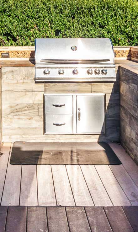 TTK Custom Services LLC Outdoor Kitchen