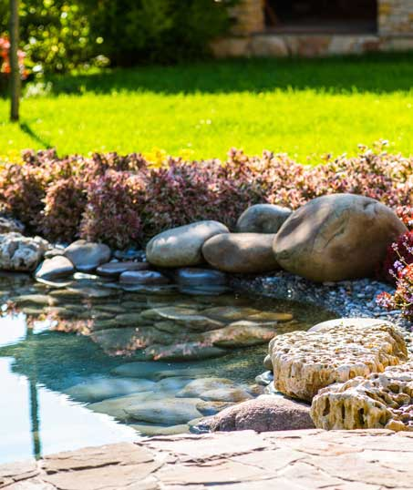 TTK Custom Services LLC Residential Water Features